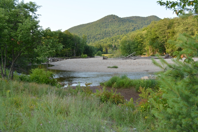 The Ausable River near Keene Valley