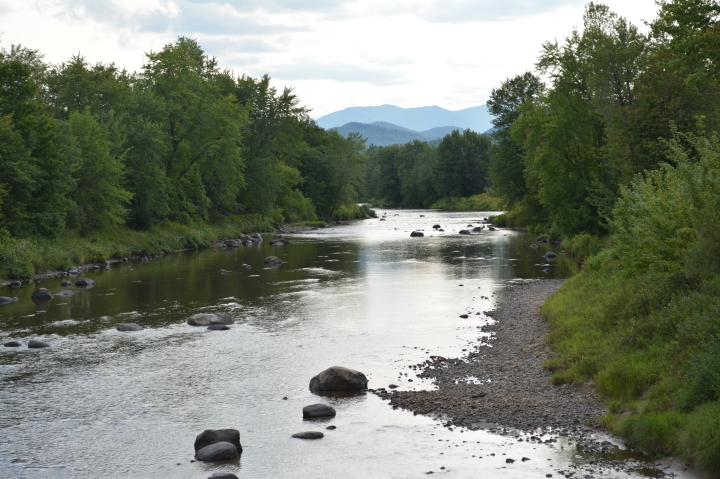 The East Branch of the Ausable River